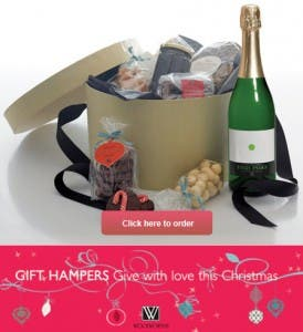 If you'd like to spoil someone special in South Africa, send them a Woolies' Hamer