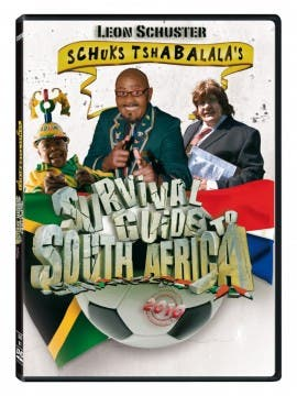 Schuks Tshabalala's Survival Guide to South Africa 2010