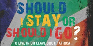 South African book should i stay or should i go