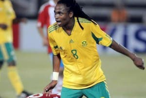 Man of the Match: Siphiwe Tshabalala