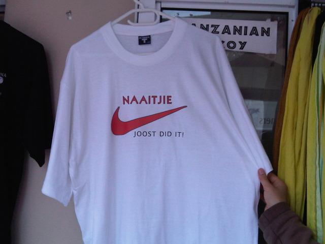 Naaitjie - Joost did it