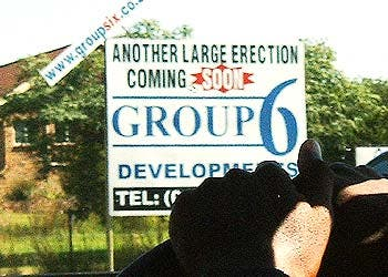 Another large erection coming soon