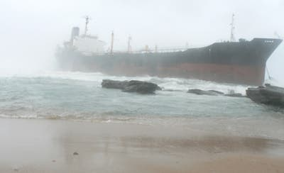 Shipwrecked Credit: Tracey Izatt