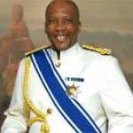 H.M. King Letsie III of Lesotho