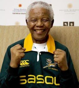 Happy Birthday Tata Madiba, former South African President Nelson Mandela