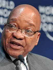 President Zuma to visit Nelson Mandela on his Birthday