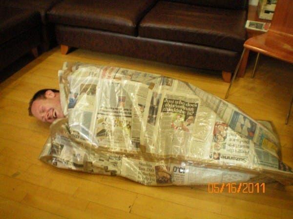 Good Night and God Bless Waterproof Sleeping Bags