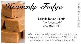 Heavenly Fudget for South Africans
