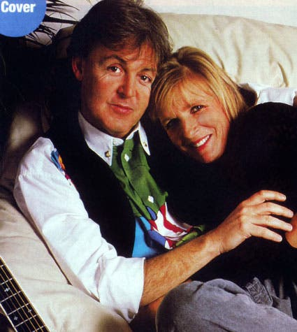 Paul and Linda
