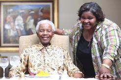 Mandela's chef publishes cookbook