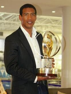 South Africa's Ashwin Willemse