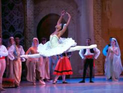 gulnare girls On june 30, 2015, copeland became the first african-american female principal  dancer in abt's 75-year history in 2007, misty copeland made history by.
