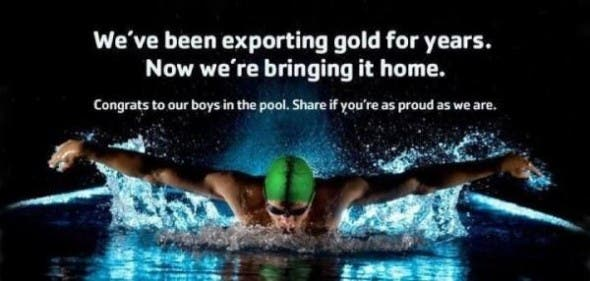 Bringing gold medals home to South Africa