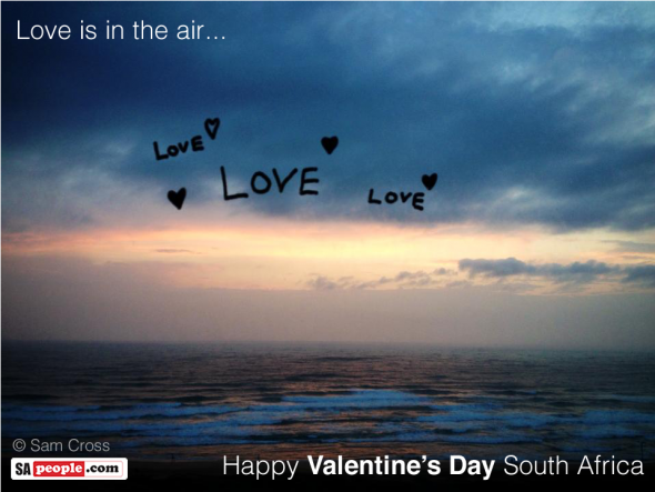 Valentine's Day South Africa