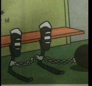 Oscar Pistorius so-called joke