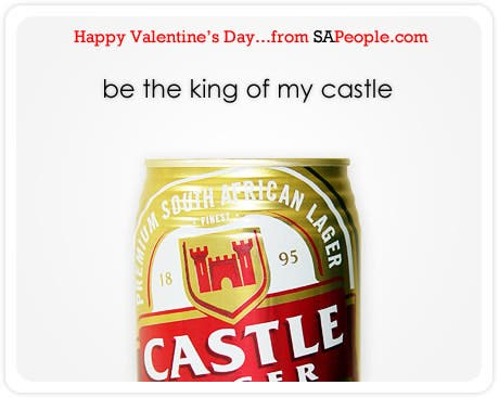 Be the king of my castle