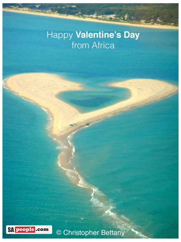 Valentine's Day Africa