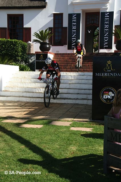 Cape Epic - the Prologue at Merendal