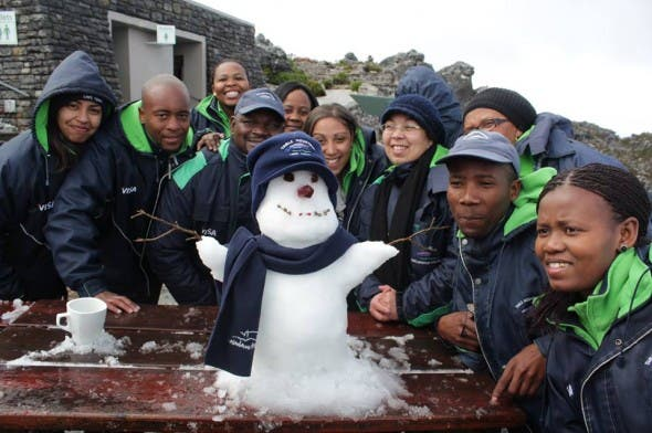 View more pictures at the Table Mountain website (see below)