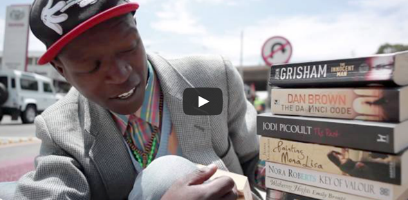The Pavement Bookworm, South Africa