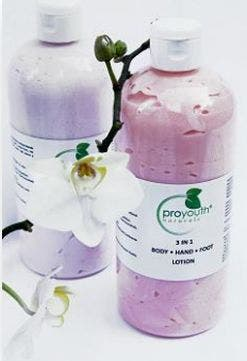 The ProYouth Naturals products use herbs and clay as their base.  (Image: ProYouth Naturals)