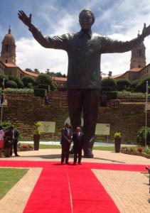 Madiba Statue