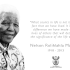 The South African Presidency has posted this tribute on its website to Nelson Mandela.