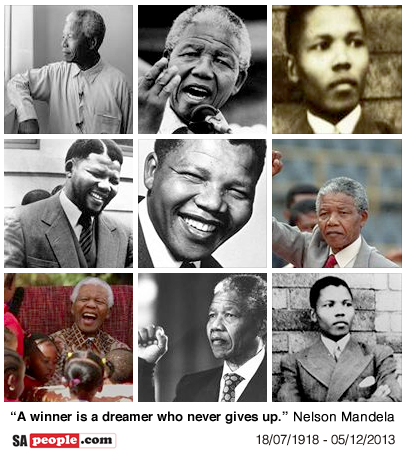 Nelson Mandela Quotes On Courage Death And Hope