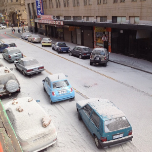 Avengers, Age of Ultron filming in Johannesburg
