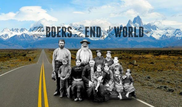 Boers at the end of the World