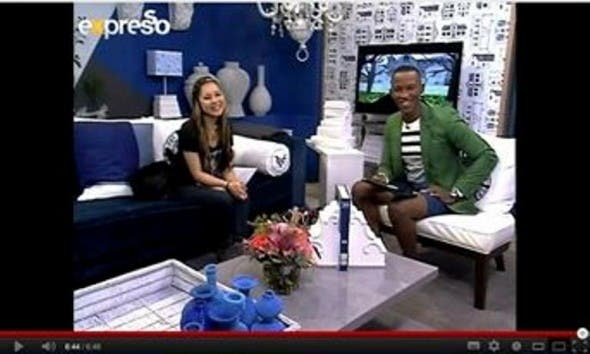 Kimite Cancino on expresso