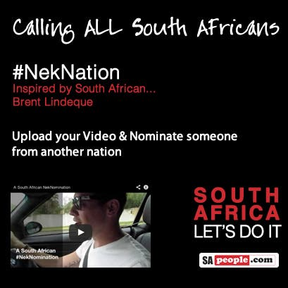 NekNation - calling all South Africans