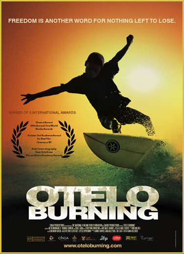 Otelo Burning film poster