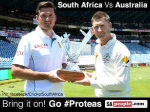 South Africa vs Australia cricket test series