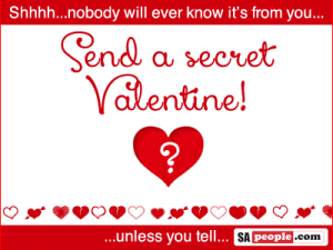Elegant Secret Valentine