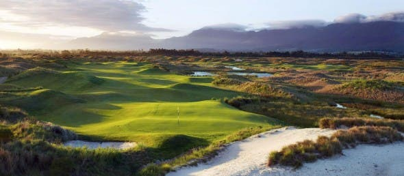 The Links - 12th Hole.