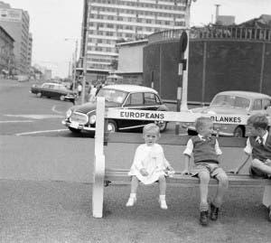 South Africa Apartheid 1960