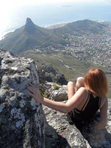 Anna in Cape Town