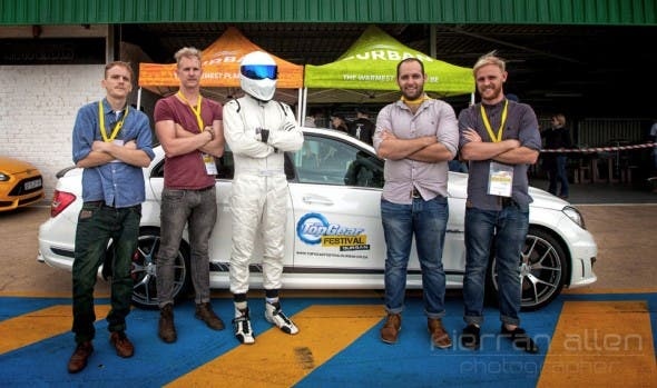 Top Gear and the Stig