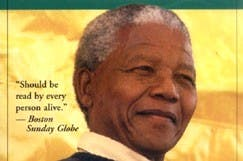 From the cover of Mandela's acclaimed autobiography, 'Long Walk to Freedom'