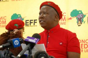 Julius Malema (aka Juju), EFF. Source: effighters.org.za/