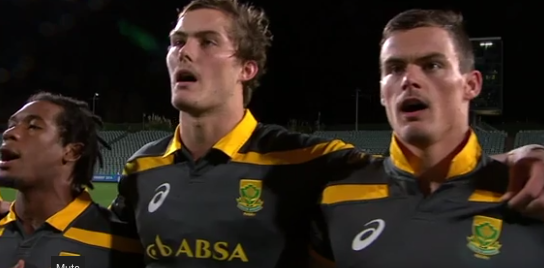 Twins Dan and Jesse Kriel