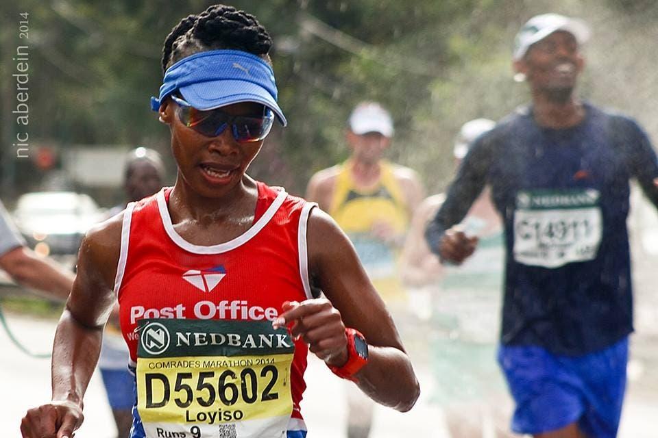 Comrades Marathon 2014