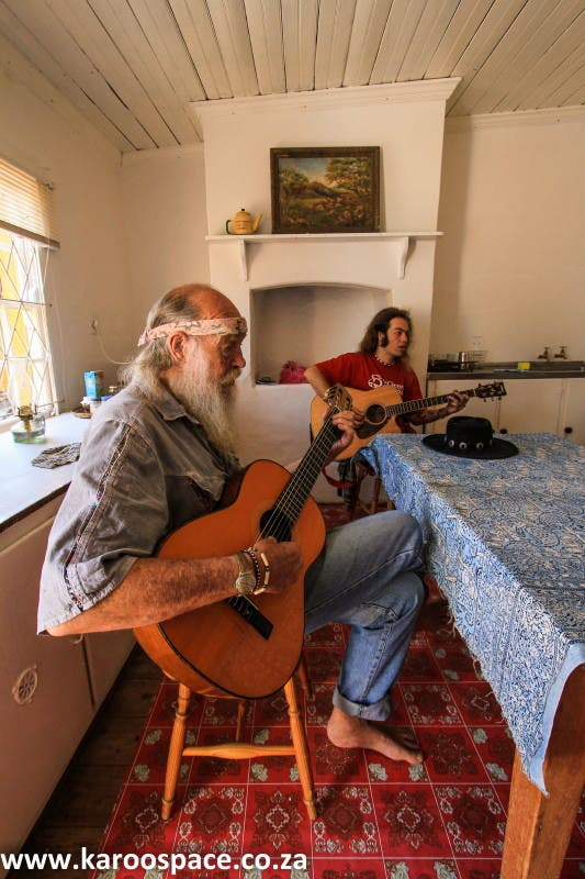 Rod and Shugg - The Creek Kitchen Sessions.