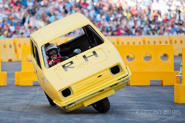 Top Gear Durban South Africa