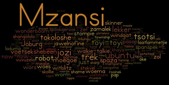 South African English Guide To Slang Words In Sa Sapeople