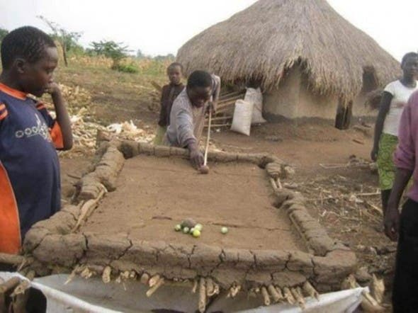 Anyone for a game of Snooker?