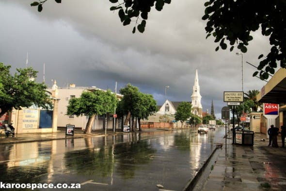 Main Road, Beaufort West