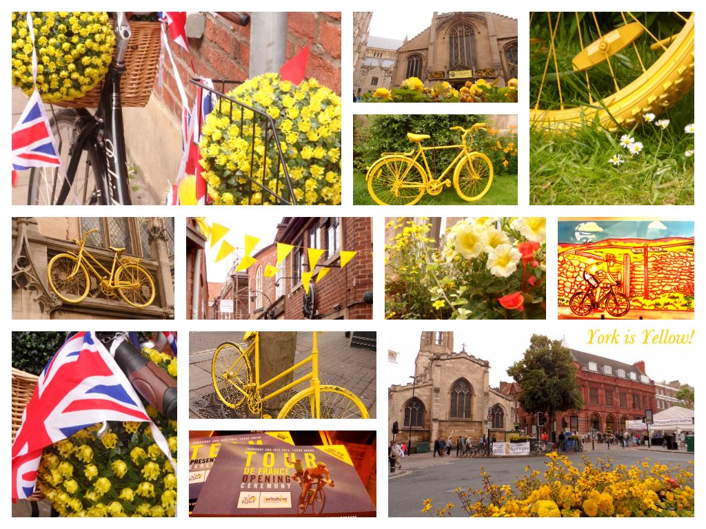Yorkshire, Tour de France