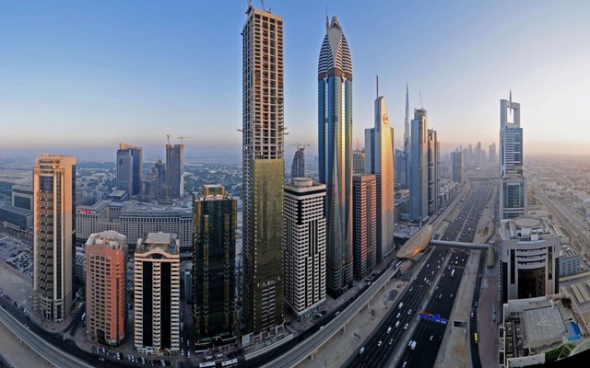 A South African expat in Dubai